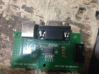 Usb board for cutter plotter YH 720