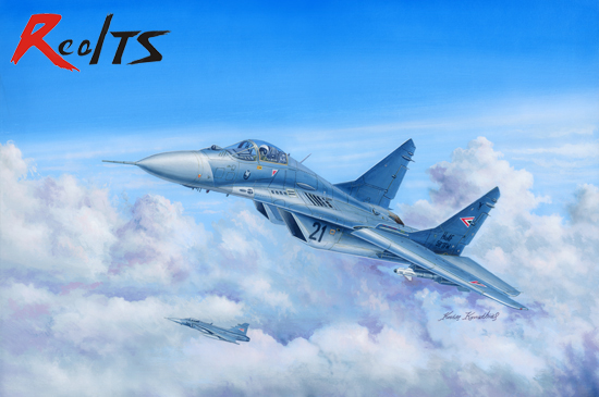 RealTS Trumpeter 1 32 03223 RUSSIAN MIG 29A FUICRUM model kit