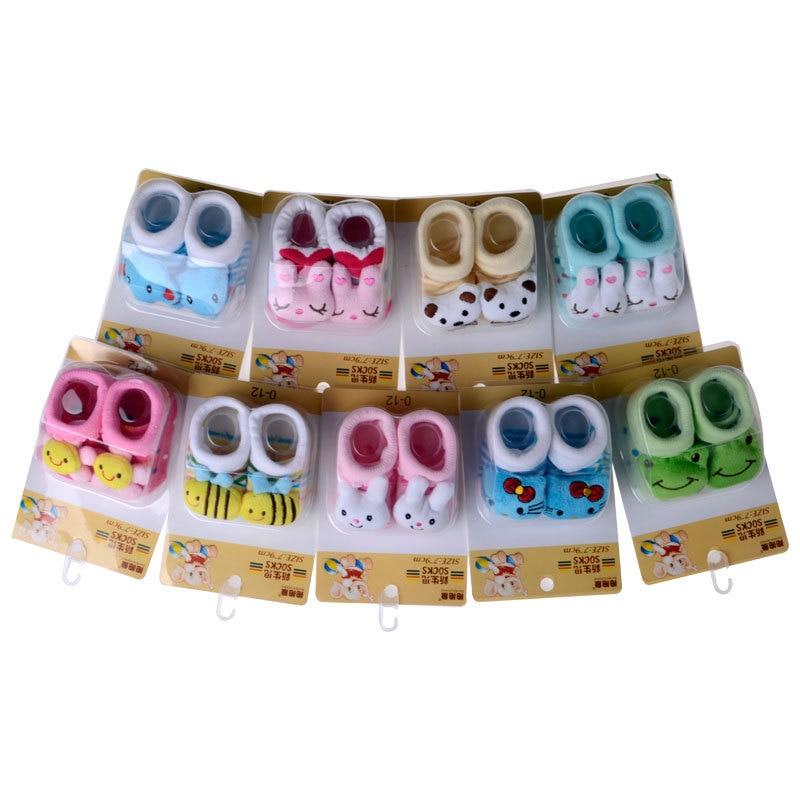 0-24 Monate Nette Socken Für Kinder Kleidung Und Zubehör Neuheit Baby Socken Mädchen Socken Neugeborenen Baby Socken Anti Slip B018