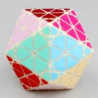 MF8 Eitan's Star Megaminx Speed Puzzle Magic Cube Skewb Cubes Educational Toys for Kids Children