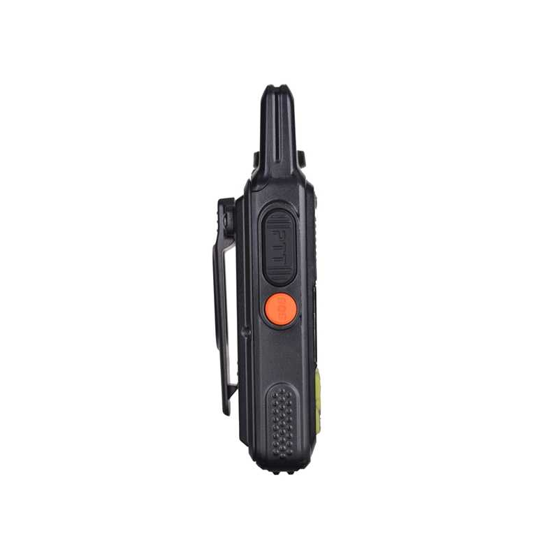 2 قطعة Baofeng BF-T1 الاطفال مصغرة اسلكية تخاطب UHF المحمولة اتجاهين راديو FM وظيفة هام راديو Baofeng T1 USB الطفل HF جهاز الإرسال والاستقبال