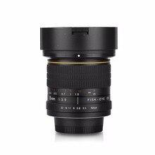 Объектив Lightdow 8 мм f/3.5 для Nikon DSLR
