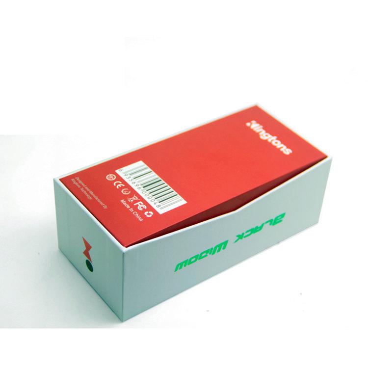 black window kingtons herbal vaporizer e-cigarettes kit detail
