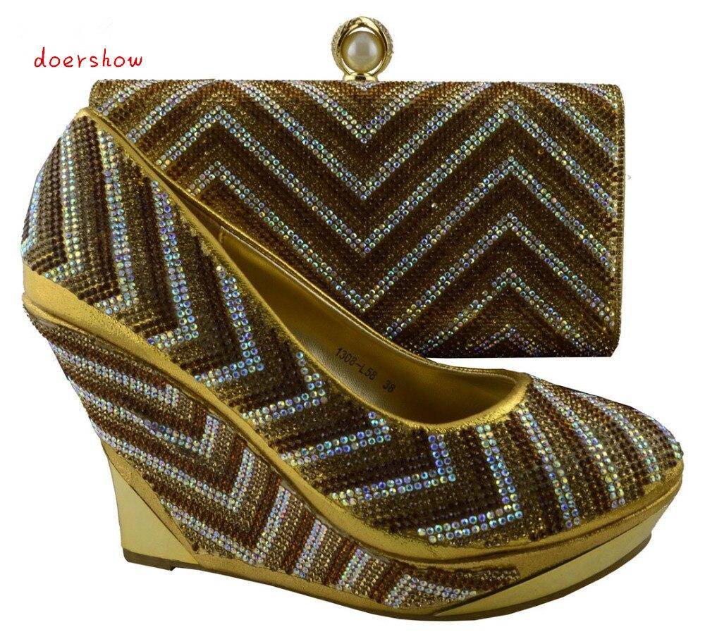 Pour Mode Matériaux Haute Des Chaussures Italien Chaussures 33 Jaune Qualité De Doershowhzl1 Africaines Correspondent Et À Sacs Gratuite Qu'elles Livraison Femmes 5WwqgTZ0P