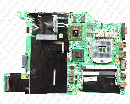 04W0462 for Lenovo thinkpad edge E420 laptop motherboard HM65 DDR3 Free Shipping 100 test ok in Laptop Docking Stations from Computer Office