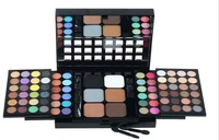 Full 78 Color Makeup Eyeshadow Palette Fashion Powder Blush Eye Shadow Mixed Make Up Palette 2