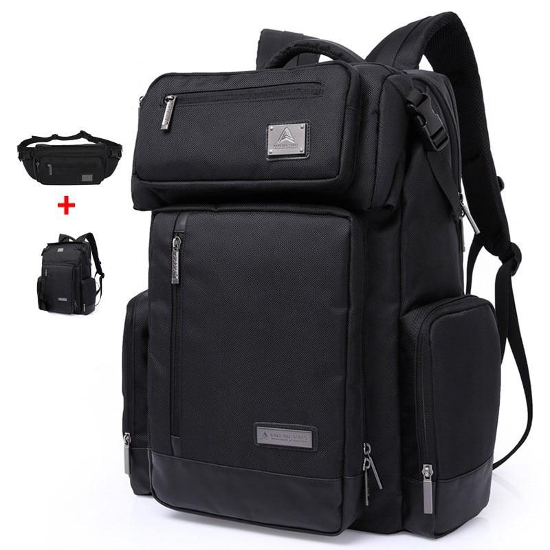 Men backpack student Shoulder bag male removable function backpack large capacity multi-function waterproof backpack school bags цена 2017