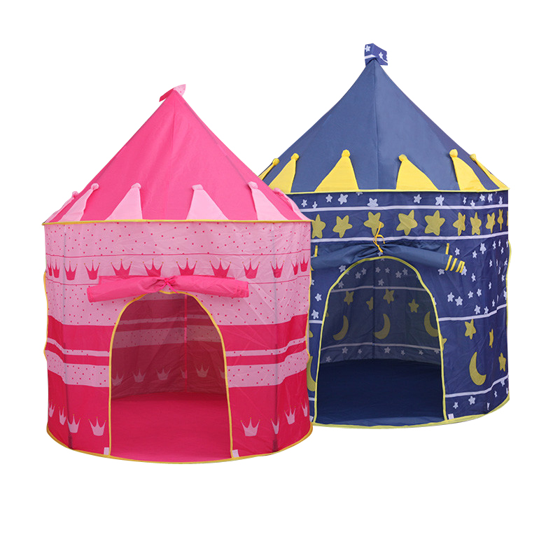 New Arrival Prince Folding Tent Kids Children Boy Castle Portable Cubby Play House Best Gift For Kids-in Toy Tents from Toys u0026 Hobbies on Aliexpress.com ...  sc 1 st  AliExpress.com & New Arrival Prince Folding Tent Kids Children Boy Castle Portable ...