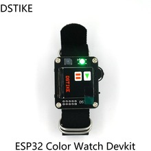 Dstike esp32 relógio devkit