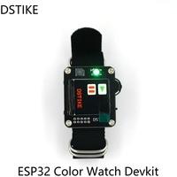 ساعة دستيك ESP32 ديبكيت|الساعات الذكية|   -