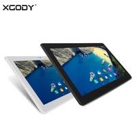 XGODY B960 10.1 Inch אנדרואיד 6.0 MTK Quad Core לוח 3 גרם 1 גרם זיכרון RAM 16 גרם ROM 1280*800 10 inch שיחת טלפון כרטיס ה-sim הכפול נעילה Tablet