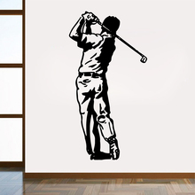 Lovely golf Wall Stickers Modern Fashion Sticker For Babys Rooms Art Murals