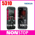 5310 abierto original del teléfono móvil nokia 5310 xpressmusic teléfono celular
