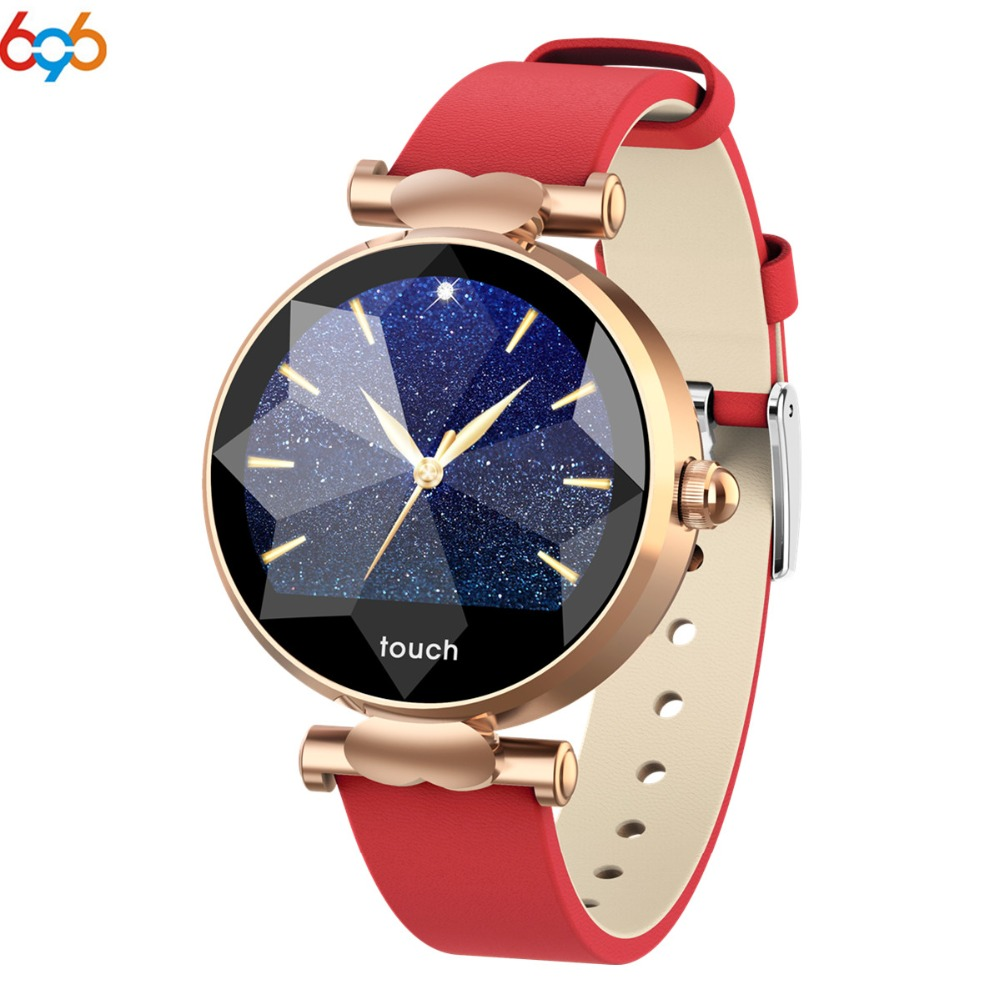 696 B80 Smart Bracelet femme 2019 Sport wristband watches for women blood pressure sleep tracker pedometer watch ladies PK S3 H2|Smart Watches| |  - title=