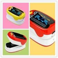 Medical Portable Handheld Pulse Oximeter For Newborn Infant Neonatal Bebes Child Baby Kids Mini De Pulso OLED Fingertip Oximetro