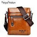 Meiyashidun High Quality Multifunction Handbag Men Messenger Bag Business Design male Crossbody Bag Leather Bags Bolsa Masculina