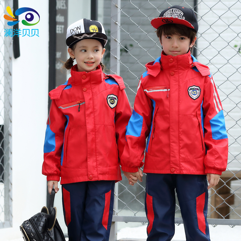 где купить winter jacket boys girls winter coat girls set clothes tracksuits kids girls clothing sets autumn winter children school uniform по лучшей цене