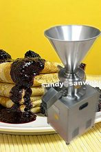 Blueberry Jam Tahini peanut butter colloid mill sesame paste grinder Food processing machine peanut butter Colloid mill Machine(China)