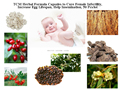 TCM Herbal Formula Formula to Cure Female Infertility, Increase Egg Lifespan, Help Insemination, 50 Pcs/lot