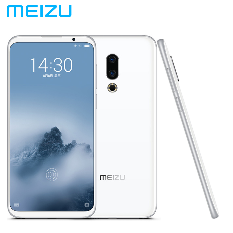 Global MEIZU 16th Dual SIM 4G Mobile Phone 6GB 64GB Snapdragon845 Octa Core 6.0 inch 1080x2160p Fullscreen 12MP+20MP Android 8.0Global MEIZU 16th Dual SIM 4G Mobile Phone 6GB 64GB Snapdragon845 Octa Core 6.0 inch 1080x2160p Fullscreen 12MP+20MP Android 8.0