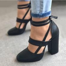 Women Pumps Plus Size 35-43 Women Heels