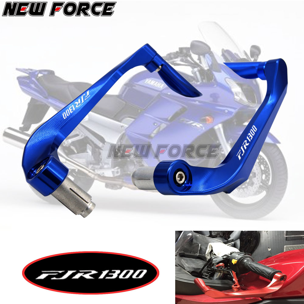 Universal 7/8 22mm Motorcycle Handlebar Brake Clutch Levers Protector Guard  For Yamaha FJR1300 FJR 1300 2004-2017 2008-2016Universal 7/8 22mm Motorcycle Handlebar Brake Clutch Levers Protector Guard  For Yamaha FJR1300 FJR 1300 2004-2017 2008-2016