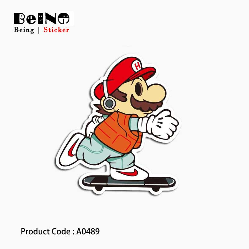 Detail Feedback Questions about Mario Skateboarding Anime Pleasure ... 1b42b58978b