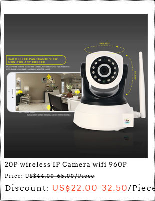 HTB1m2 GXYvpK1RjSZPiq6zmwXXap 1080P Full HD Wireless IP Camera Wifi IP CCTV Camera Wifi Mini Network Video Surveillance Auto Tracking Camera IR Night Vision