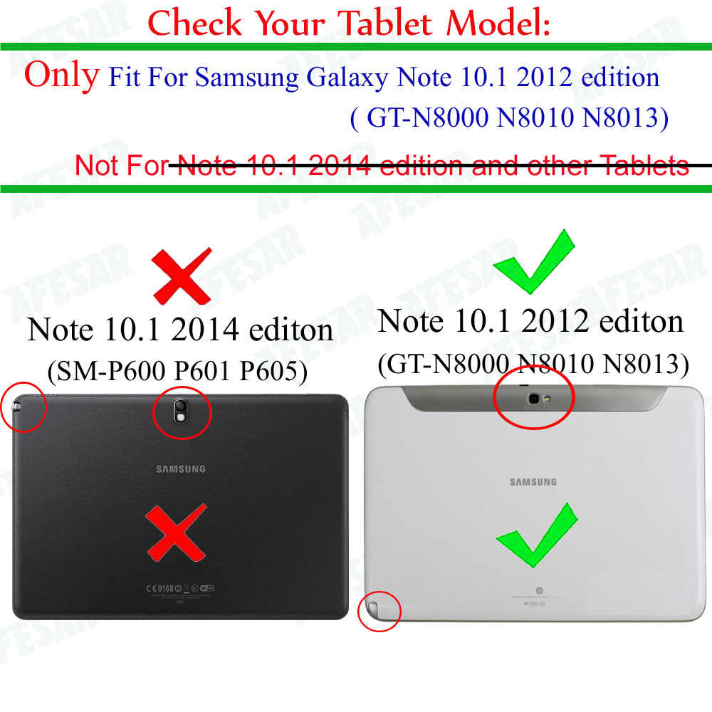 GT-N8000 N8010 multi Rotating Flip PU leather Case Cover for Samsung Galaxy Note 10.1 2012 edition tabelt folio Skin stand Case