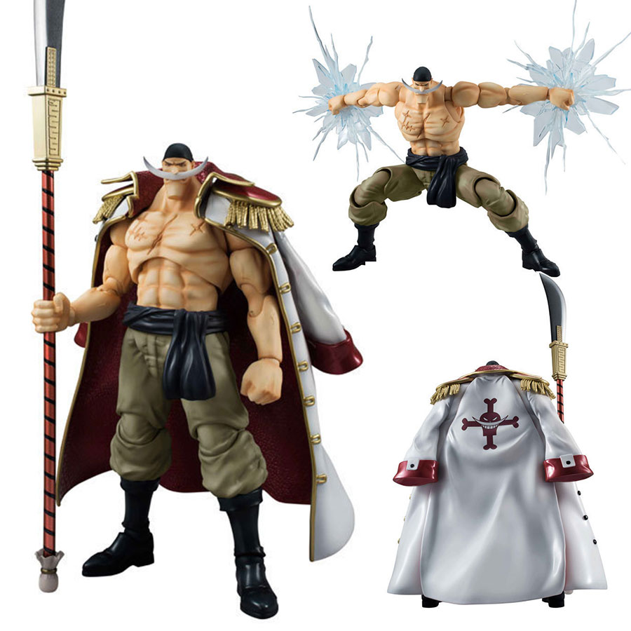 Genuine high-quality One Piece Anime Figure Movable Edward Newgate PVC Action Figure Collection Model Toys Gift best hot anime one piece action figure newgate arrogance model doll pvc action figure collection anime toy