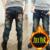 Calças de brim calças de roupas infantis criança do sexo masculino primavera e no outono 8 calças de brim da criança inverno masculinos grande menino calças calça casual para 5-13