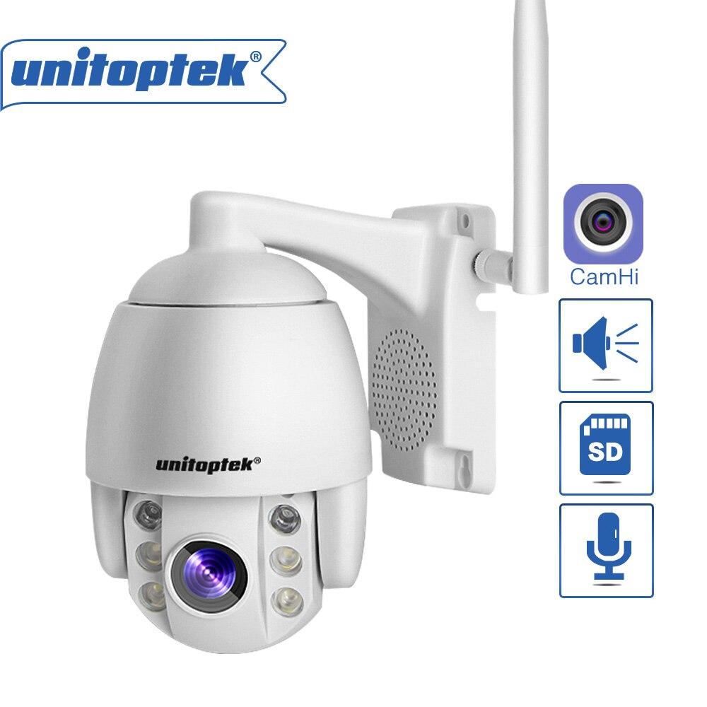 HOT SALE] MINI HD 1080P Wireless PTZ IP Camera Two Way Audio