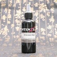 hot deal buy 1 bottle  tattoo ink pigment set kits body arts 100ml black professinal beauty permanent makesup paints