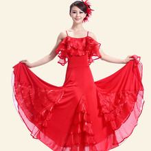 customize standard dresses for ballroom dancing waltz modern dance dress ballroom dance competition dresses tango foxtrot