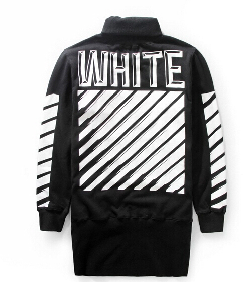 Online Shop Fashion brand off-white hoodie sweatshirt men cotton ...