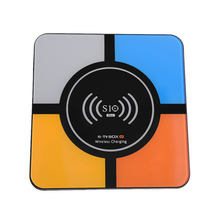 Smart TV Box S10 Plus ، Android 9.0 ، RK3328 رباعي النواة 64 بت ، مشغل وسائط WiFi HD 4K VP9 H.265 4GB / 32GB 2.4G