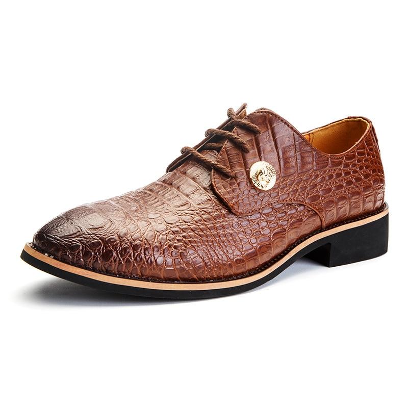 Sociale De Designer Marque Black Occasionnels Hommes Cuir Mode brown Véritable En Mpx8116266 Chaussures Printemps zaqvdw0H