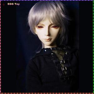 Image 4 - Zabawki oczy szklane oczy dla lalki BJD oczy piłka mała tęczówka 12mm 16MM 18mm czarny czerwony kolor dla 1/4 1/6 1/3 Sd lotita lalki BJD safeye