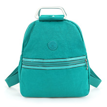 2016 Newest Stylish Cool Nylon Backpack Female Hot Sale Women shoulder bag Fashion school bags Women waterproof travel Backpack
