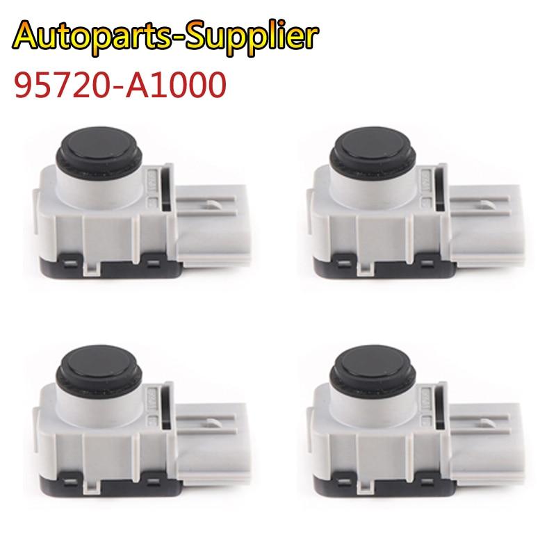 Nouveau 4 pcs/lot 95720-A1000 95720A1000 pour Hyundai Kia Santa Fe voiture PDC capteur de Distance de stationnement pièces d'auto de haute qualité