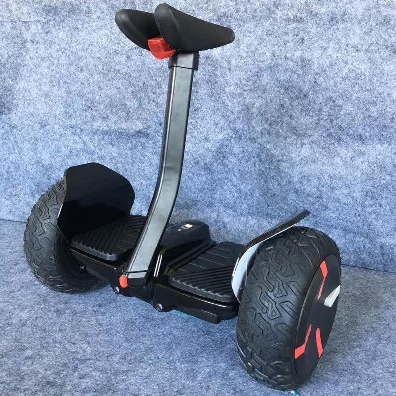 Hors Route Scooter Électrique Auto Équilibrage Hoverboard planche à Roulettes Électrique 2 Roues Électrique Scooter Intelligent Télécommande Scooter