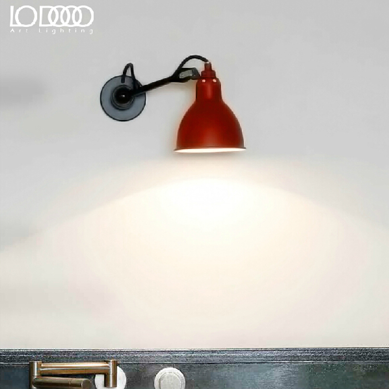 360 rotation modern wall lamp for living room led home decoration wall light sconce bedroom and affordable contemporary vanity lights