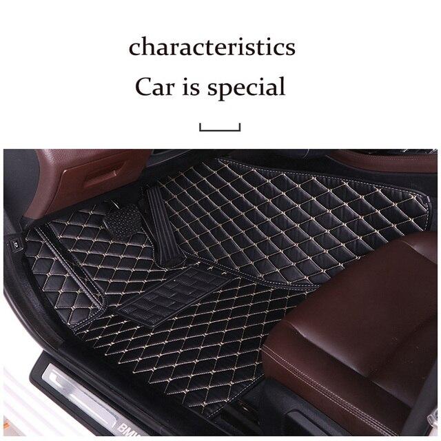 Luxus Auto Fuß Matten fit für INFINITI ESQ FX35 EX25 JX35 G25/G35 G37 M25 M30/M35 M45 QX30 QX50 QX56 QX60 QX70 QX80 Q45 Q50 Q60