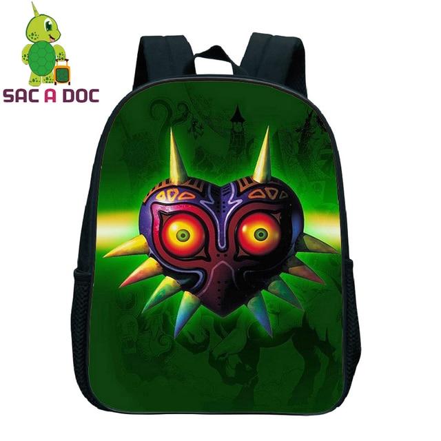 Cool Anime The Legend Of Zelda Link Kindergarten Backpack Kids
