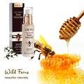 Original newzealand parrs manuka honey bee venom suero activo cuidado de la cara crema de colágeno elastina aumenta la circulación