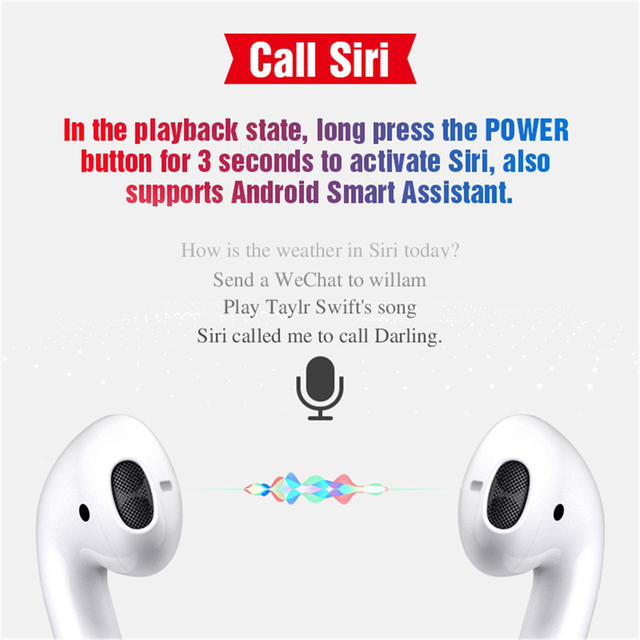 i12 TWS i10 Bluetooth Earphones Wireless Earphone Smart Touch Control Earbuds For iPhone Samsung Sony Head phones i7 i10 tws