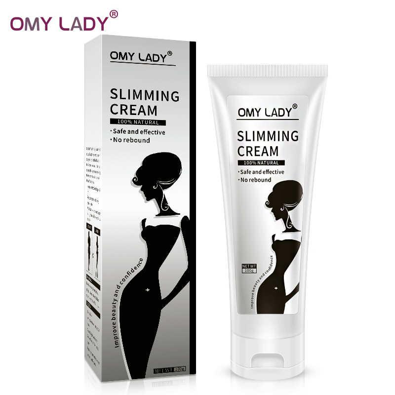 Omylady Slimming Cream Cellulite Removal Cream Fat Burner Weight Loss Product Leg Body Waist Anti Cellulite Slim Body Cream