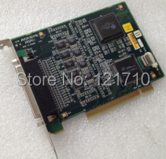 Industrial equipment board ACKSYS XRSPCI 1401 Serial multiport font b card b font