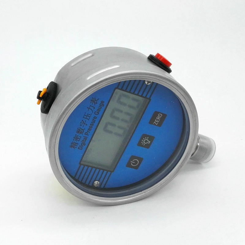 cheap 5 bit stainless steel hydraulic water pressure measuring sensor 0-100Mpa pressure gauge transmitter цены