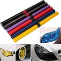 16 Inch x48 Inch Car Vehicle Shade Taillight Headlight PVC Foil Vinyl Film Cover 6 Color